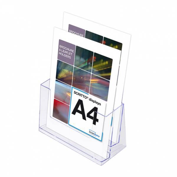 Odlewana kieszeń na ulotki 2 x A4