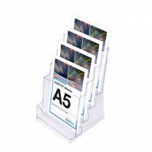 Odlewana kieszeń na ulotki 4 x A5