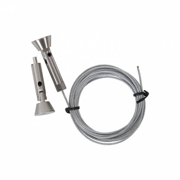 System mocowania Appendo do ściany lub sufit-podłoga