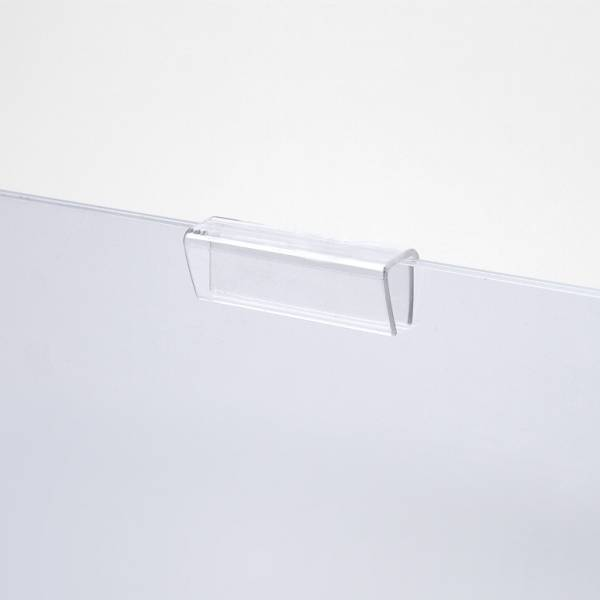 Zacisk do koszulki akrylowej