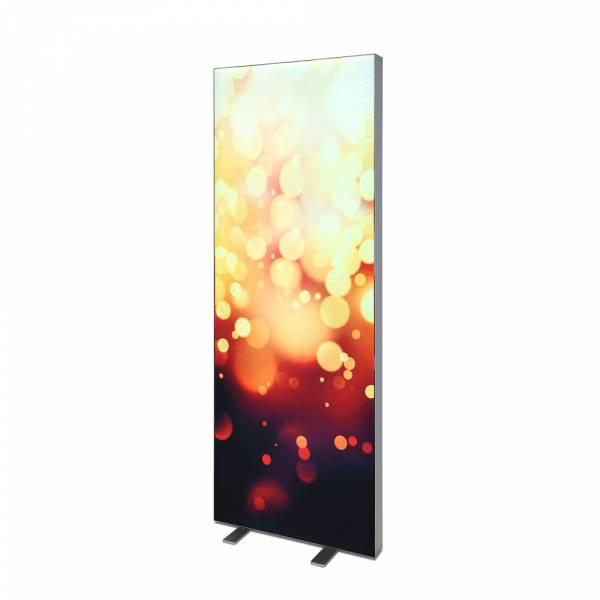 Podświetlany Brightbox Premium 100x250cm