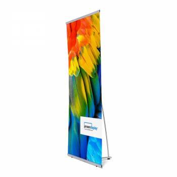 L BANNER - format 90x200 cm