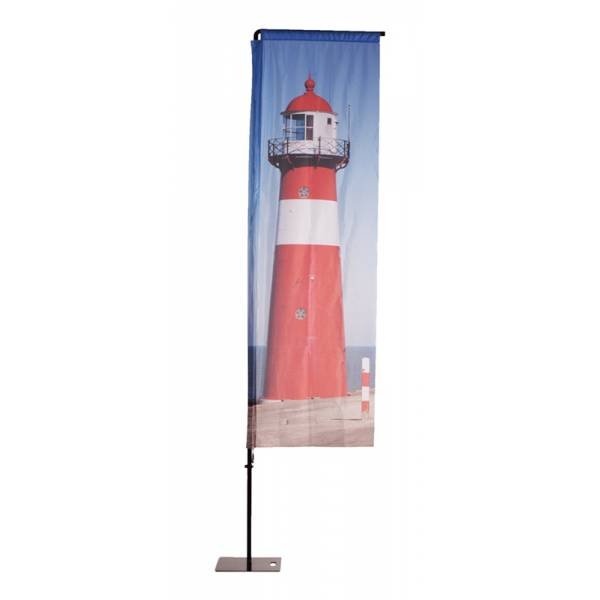 Sublimation print D,flag A-Square single-sided, 60