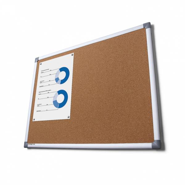 Tablica korkowa SCRITTO, 600x900mm