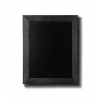 Drewniana tablica 30x40 cm, czarna