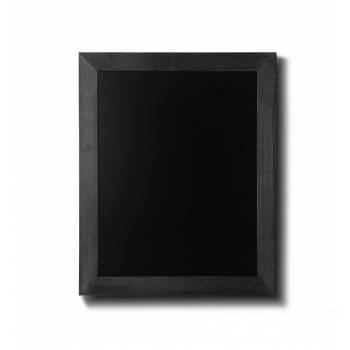 Drewniana tablica 40x50 cm, czarna