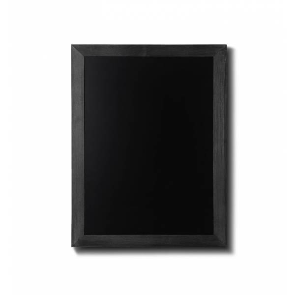 Drewniana tablica 50x60 cm, czarna