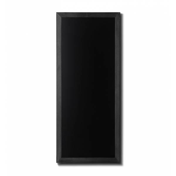 Drewniana tablica 56x120 cm, czarna