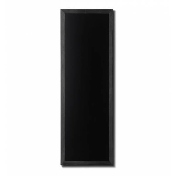 Drewniana tablica 56x150 cm, czarna