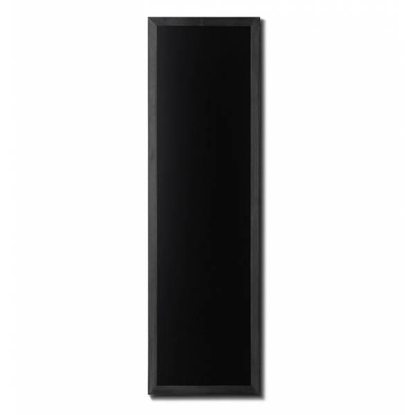 Drewniana tablica 56x170 cm, czarna