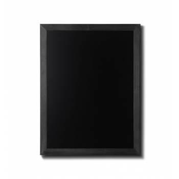 Drewniana tablica 60x80 cm, czarna