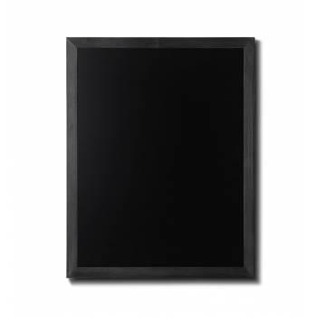 Drewniana tablica 70x90 cm, czarna