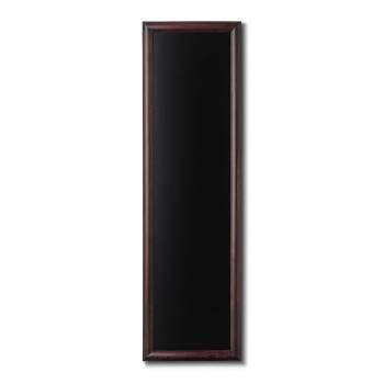 Drewniana tablica 40x120 cm, ciemny brąz