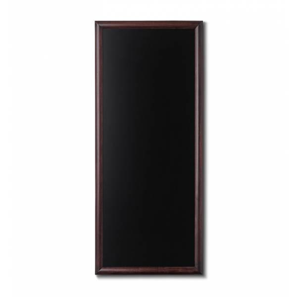 Drewniana tablica 56x120 cm, ciemny brąz