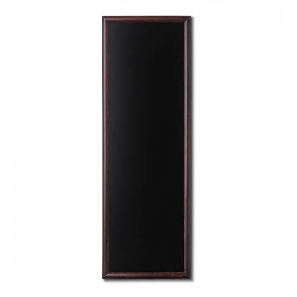 Drewniana tablica 56x150 cm, ciemny brąz
