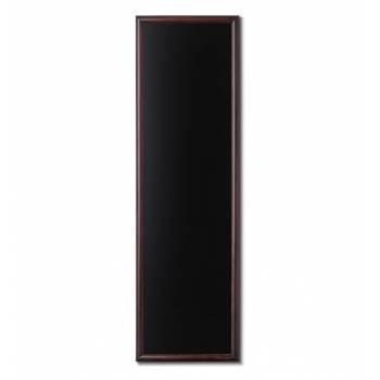Drewniana tablica 56x170 cm, ciemny brąz