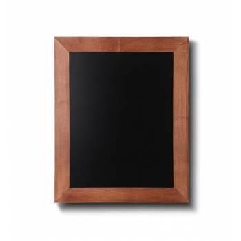 Drewniana tablica 30x40 cm, jasny brąz