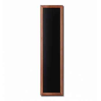 Drewniana tablica 35x150 cm, jasny brąz
