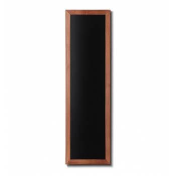 Drewniana tablica 40x120 cm, jasny brąz