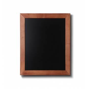 Drewniana tablica 40x50 cm, jasny brąz