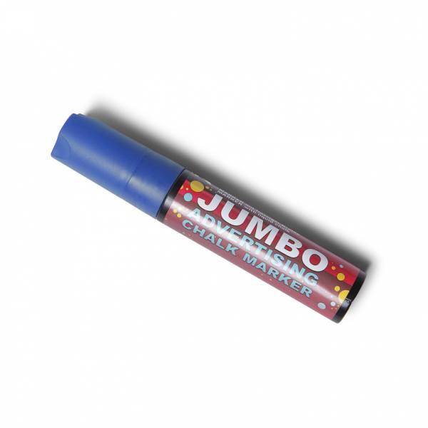 Marker kredowy 15 mm - niebieski