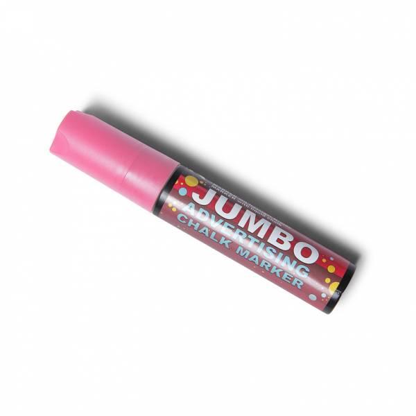 Marker kredowy 15 mm - różowy