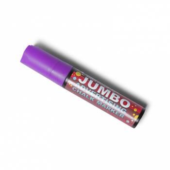 Marker kredowy 15 mm - fioletowy