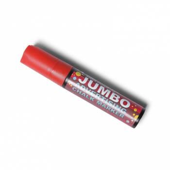 Marker kredowy 15 mm - czerwony
