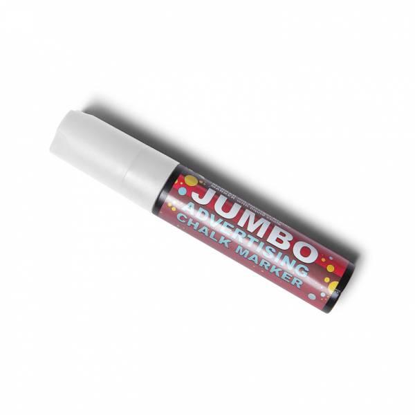 Marker kredowy 15 mm - biały