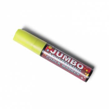 Marker kredowy 15 mm - żółty