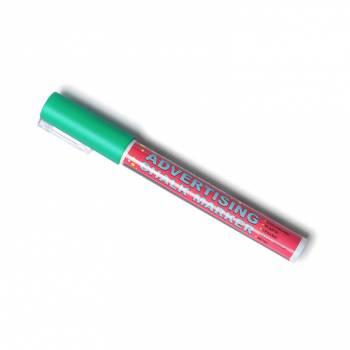 Marker kredowy 3 mm - zielony