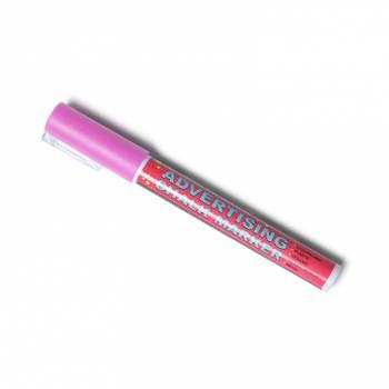 Marker kredowy 3 mm - różowy