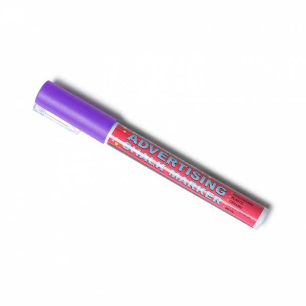 Marker kredowy 3 mm - fioletowy