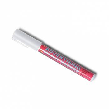 Marker kredowy 3 mm - biały