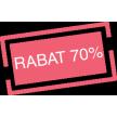 Rabat 70% (0)
