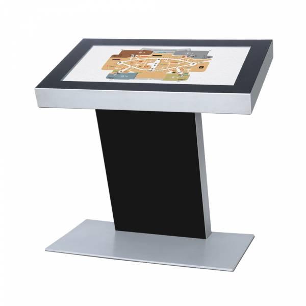"""Cyfrowy kiosk z monitorem 43"""", czarny"""