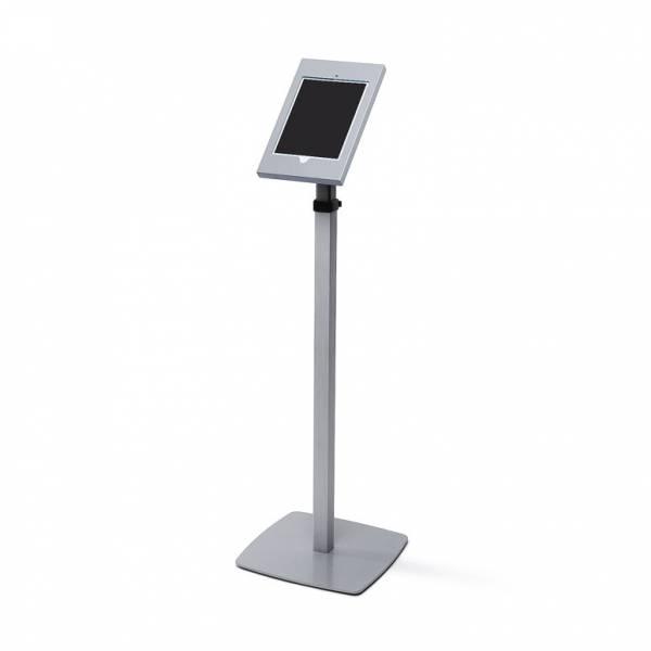 Slimcase Wolnostojący teleskopowy stojak na tablet - szary