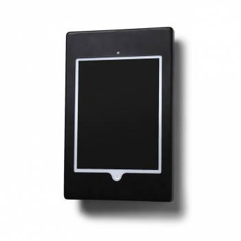 Slimcase Naścienny uchwyt na tablet - czarny