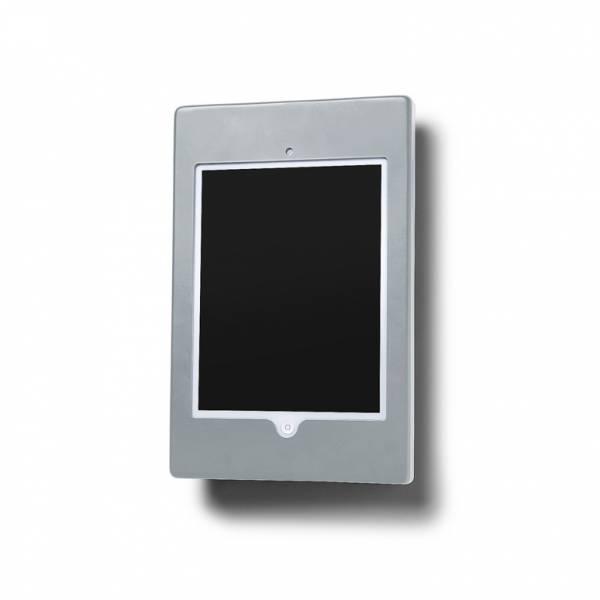 Slimcase Naścienny uchwyt na tablet - srebrny
