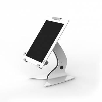 Trigrip Nabiurkowy uchwyt na tablet 10' - biały