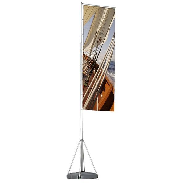 Winder Flagpole 540 cm