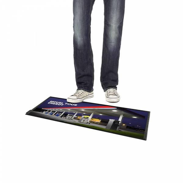 FloorWindo Prezenter na podłogę 4xA4