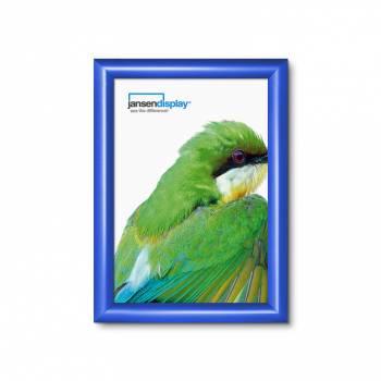 Rama zatrzaskowa A4 - niebieska