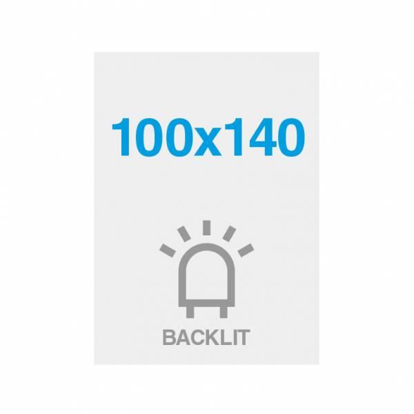 Wydruk Premium backlit 200g/m2, satynowa powierzchnia, 1000x1400mm