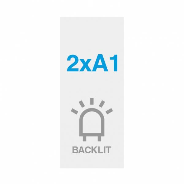 Wydruk Premium backlit 200g/m2, satynowa powierzchnia, 594x1682mm