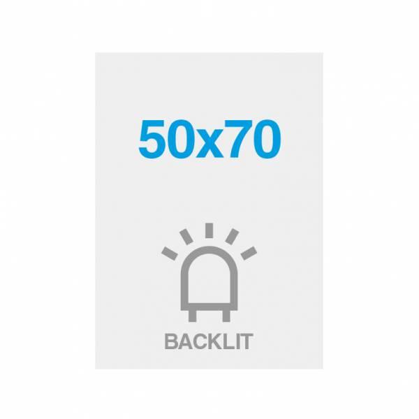 Wydruk Premium backlit 200g/m2, satynowa powierzchnia, 500x700mm