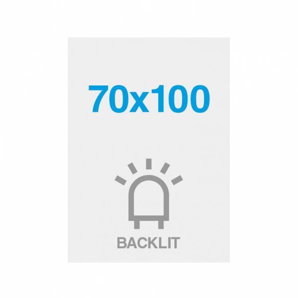 Wydruk Premium backlit 200g/m2, satynowa powierzchnia, 700x1000mm