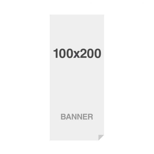 Latex Symbio frontlit 100x200cm, matt, 510g m2- 4x grommet