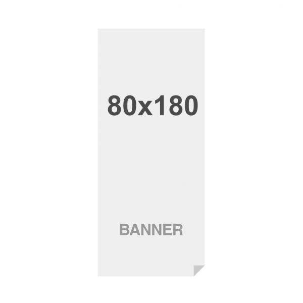 Latex Symbio frontlit 80x180cm, matt, 510g m2- 4x grommet