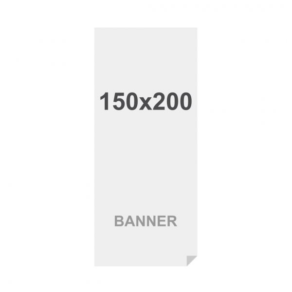 Wydruk banerowy Latex Symbio PP 510g/m2, 1500x2000mm